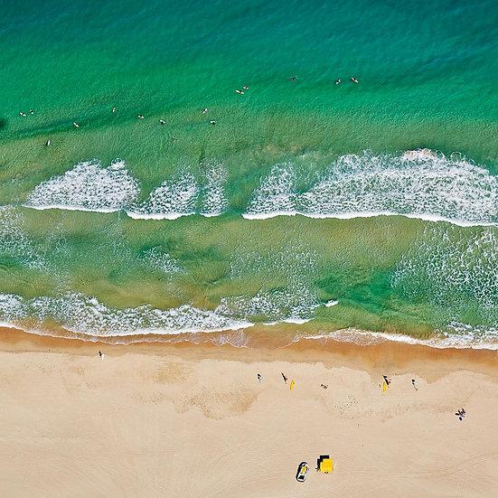 Surf Beach Secret Harbour, Western Australia