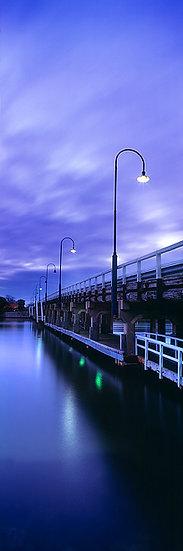 Old Mandurah Bridge, Mandurah, Western Australia