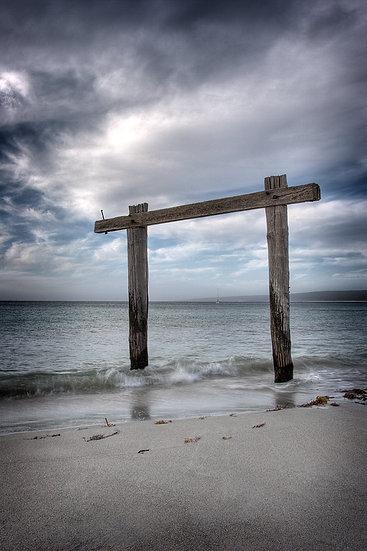 Hamelin Bay Jetty, South Western Australia