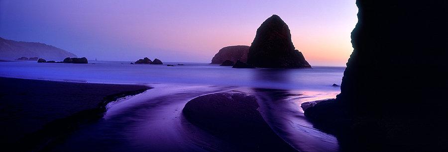Seascape, Oregon, United States of America