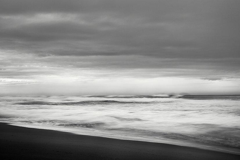 Stormy Beach Great Ocean Road