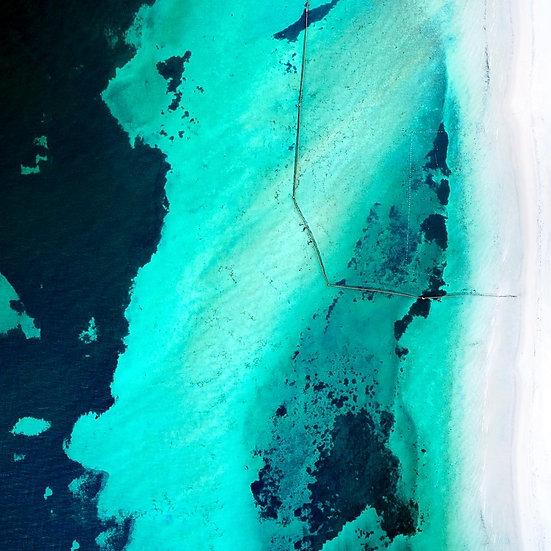 Busselton Jetty Beach, Western Australia