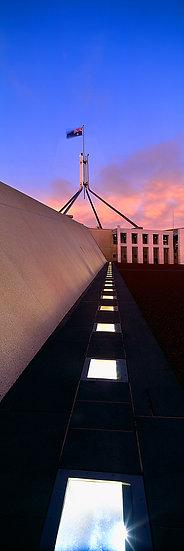 Parliament House, Canberra, ACT, Australia