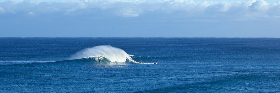 Gallows surf break, Margaret River, South Western Australia