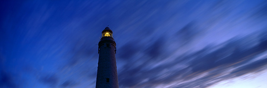 Beacon Bathurst Lighthouse, Rottnest Island, Perth,Western Australia
