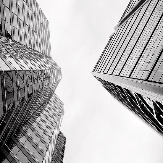 Perth City Sky Scrapers