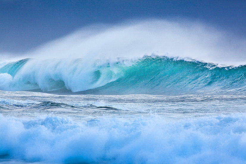 Wave, Margaret River, South Western Australia