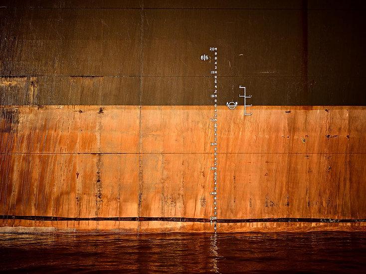 Ship, Port Hedland, Pilbara, North Western Australia
