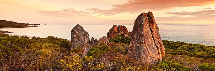 Castle Rock, Dunsborough, South Western Australia