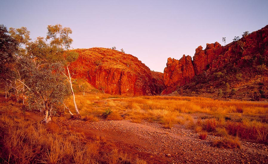 Glen Helen, West MacDonnell Ranges, Central Australia
