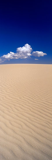 Sand Dunes, Exmouth, North Western Australia