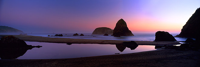 Seascape Oregon, USA