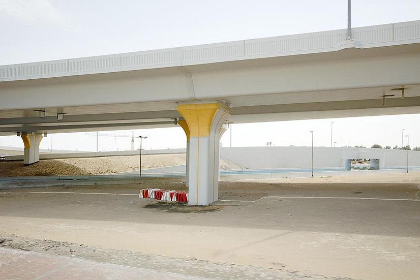 Bridge, Dubai, United Arab Emirates