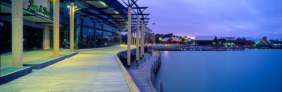 Foreshore, Mandurah Performing Art Centre, Mandurah, Western Australia