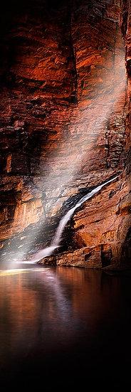 Handrail Pool, Karijini National Park, Pilbara, North West Australia