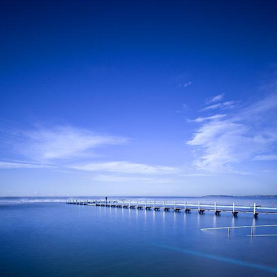 Narrabeen Baths, Sydney, New South Wales, Australia