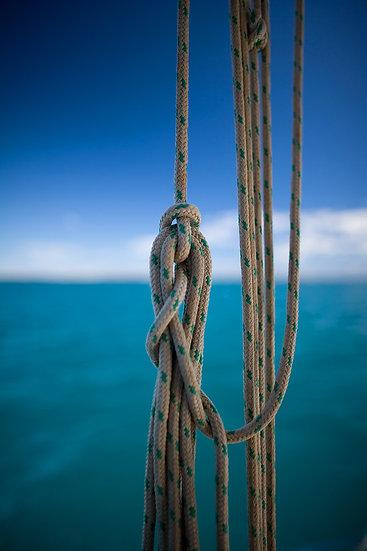 Sailing rope, Dampier Peninsula, Kimberley, North Western Australia