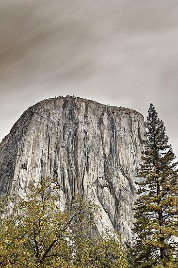 Granite Cliff, Yosemite National Park, America
