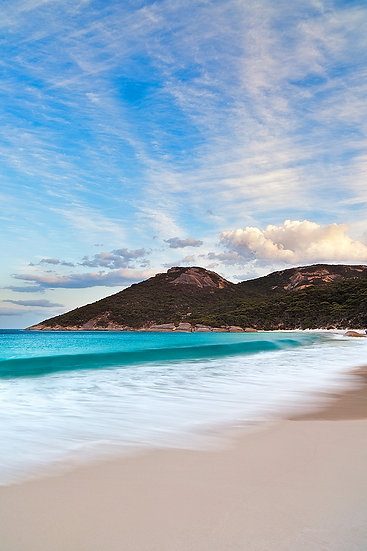 Morning At Little Beach, Albany, Western Australia