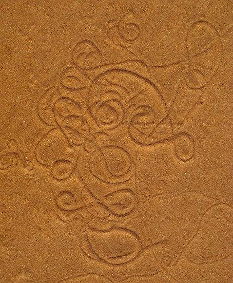 Sandtracks I