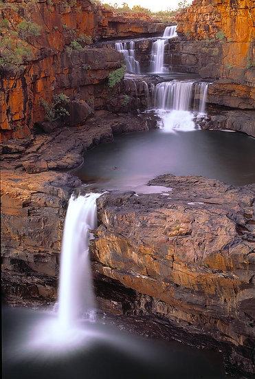 Mitchell Falls, Kimberly, North Western Australia,