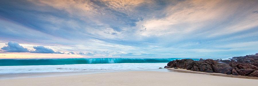 Wyadup Waves , South Western Australia