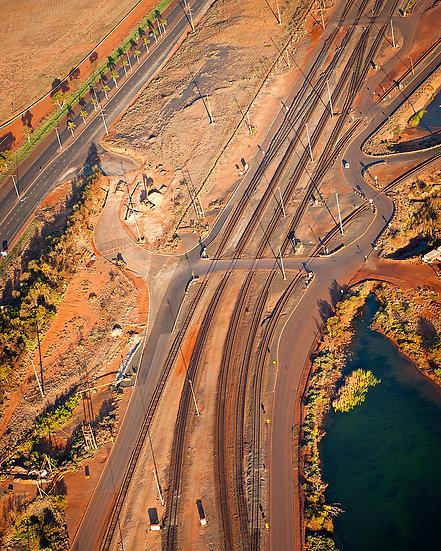 Mining, Port Hedland, Pilbara, North Western Australia