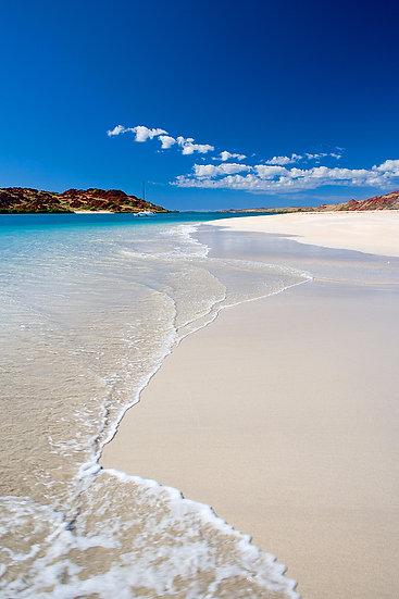 Beach, Dampier Peninsula, Kimberley, North Western Australia