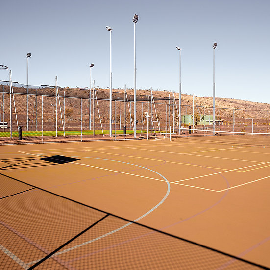 Sport Centre, Pilbara, North Western Australia