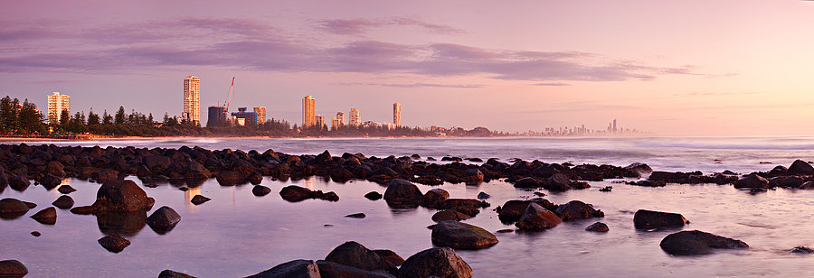 Burleigh Heads, Queensland Australia