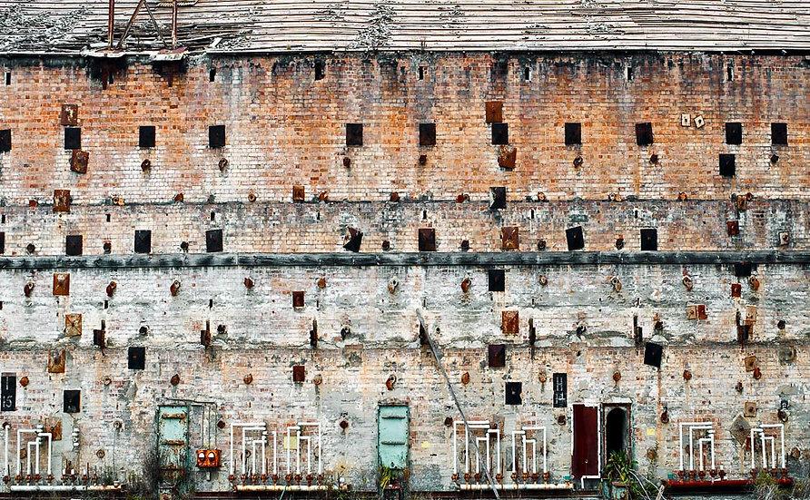 Industrial Wall