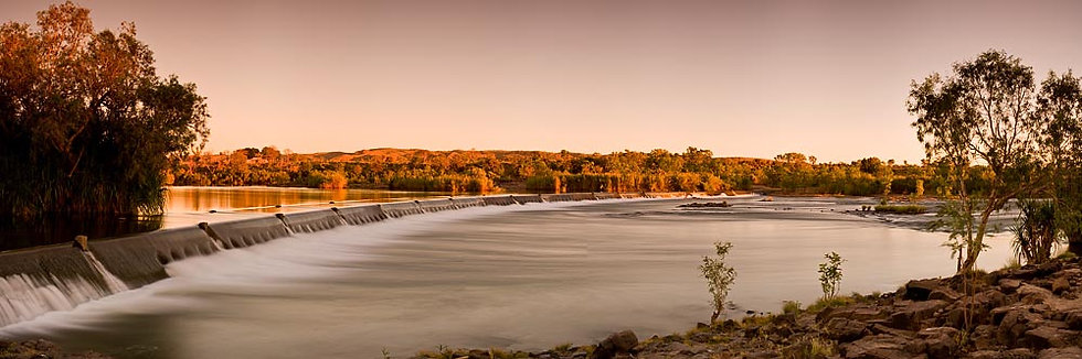 Ivanhoe Crossing, Kununarra, Western Australia