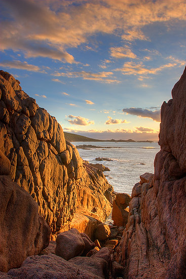 Sand Patch, Cape Naturaliste, South Western Australia