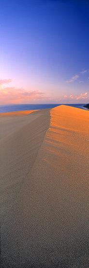 Horrocks Beach sand dunes, North Western Australia