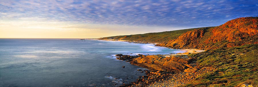 Rugged Coast, Cape Naturaliste, South Western Australia