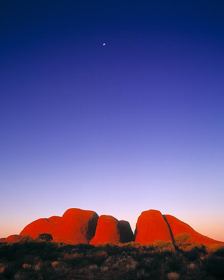 Olgas, Uluru, Northern Territory, Red Centre, Australia
