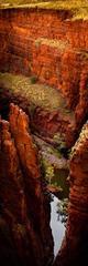 Oxers Lookout, Karijini National Park, Pilbara, North Western Australia