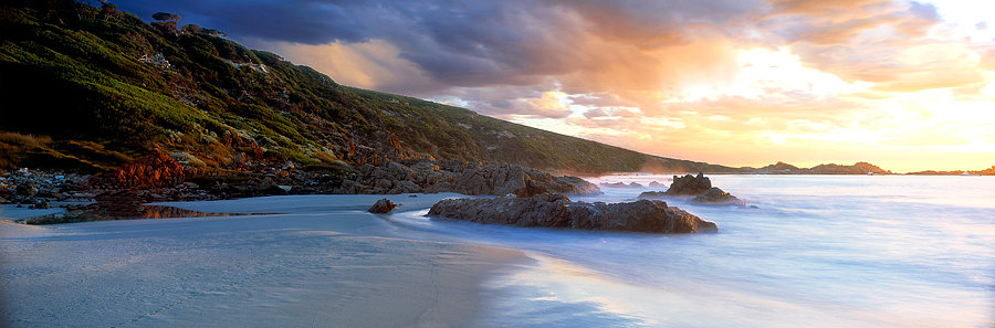 Castle Rock beach, Dunsborough, South Western Australia