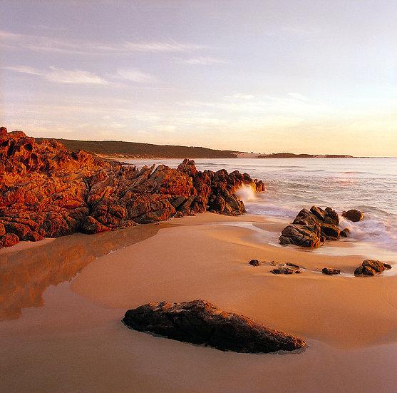 Mitchell Rocks beach, Injidup, Yallingup, South Western Australia