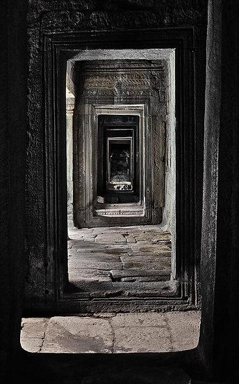 Cambodian Temple, Angkor Wat, Siem Reap