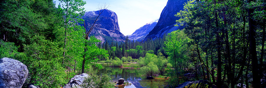 Yosemite National Park, California, Sierra Nevada, USA