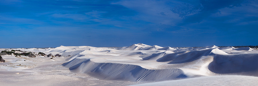 Lancelin Sand Dunes, Western Australia