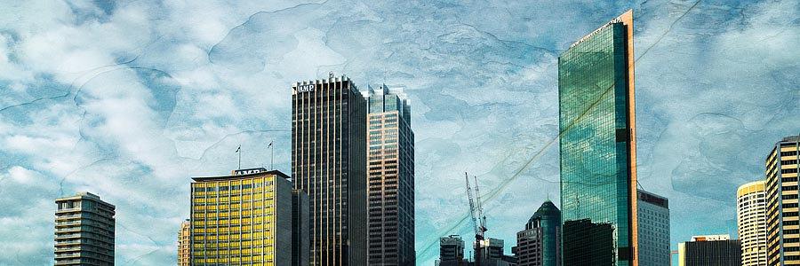 Sydney Buildings, Australia