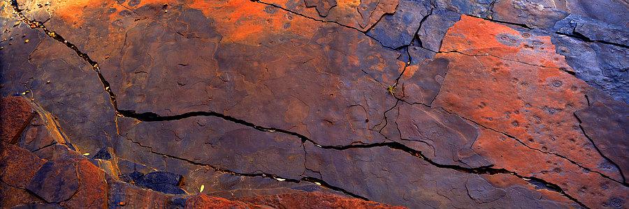 Rock Face, Karijini National Park, Pilbara, North Western Australia