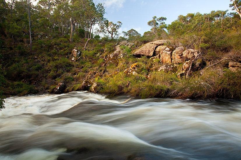 Boodjidup Creek, Margaret River, South Western Australia