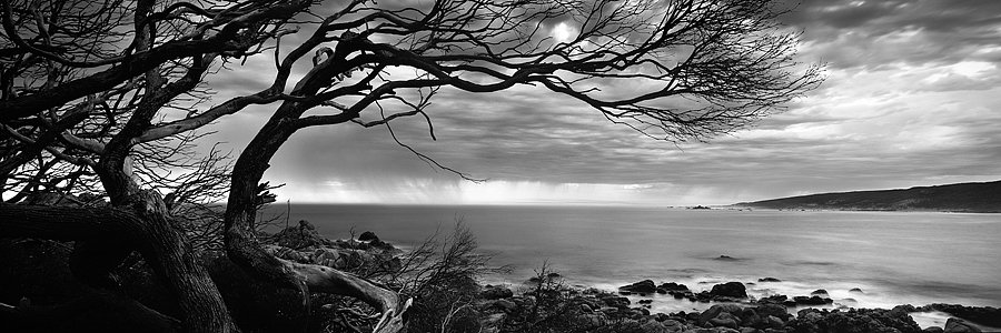 Approaching storm, Cape Naturaliste Beach, South Western Australia