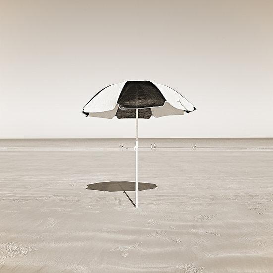 Beach Umbrella, Broome, Kimberley, North Western Australia