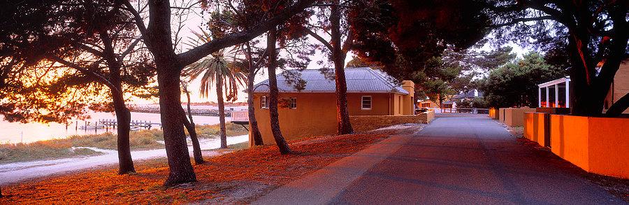 Thompson Bay settlement, Rottnest Island, Perth, Western Australia