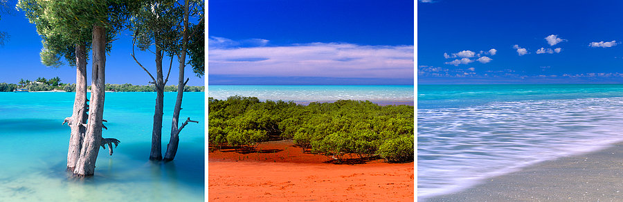 Blue Water, Broome, Kimberly, North Western Australia