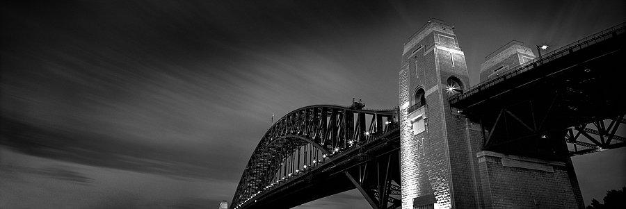 Sydney Harbor Bridge, Sydney, NSW, Australia